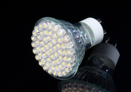LED Strahler GU10 60 High Lumen LEDs, warmwei�