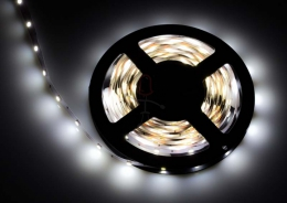 LED Stripe 3-Chip wei� mit 30 LEDs/m -Meterware-