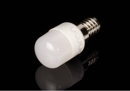 Mini LED Kerze E14, 2,5 Watt warmweiss