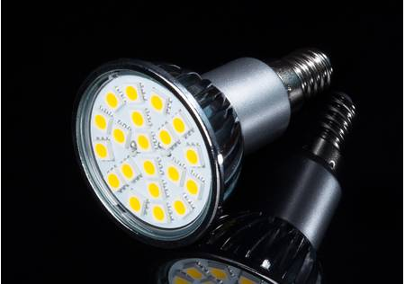 E14 LED Strahler mit 20 SMD, warmweiss dimmbar