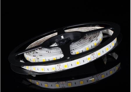 LED Streifen outdoor 3-Chip rot mit 60 LEDs/m -5 Meter-